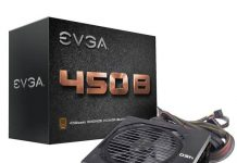 Power Supply EVGA 450W Bronze