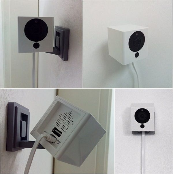 Xiaomi-XiaoFang-Camera-Door-Mounted